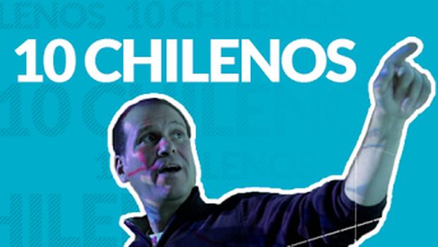 10 Chilenos