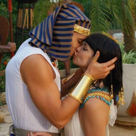 Ramsés se la juega por Nefertari - Parte 1