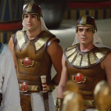 La despiadada orden de Ramsés