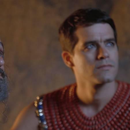 Moisés se acerca cada vez más a Dios - Parte 1