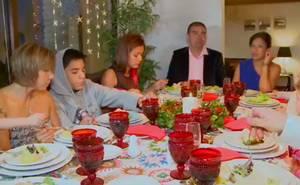 Navidad en familia. Los Méndez se reúnen en una noche llena de sorpresas