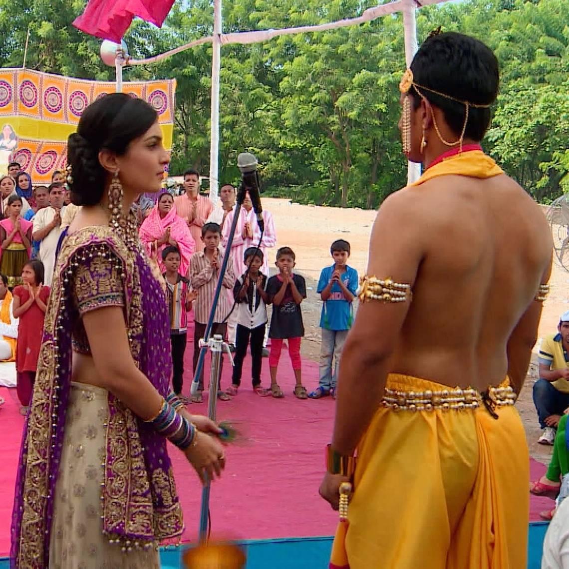 La poetisa Mira y su gran devoción por Krishna