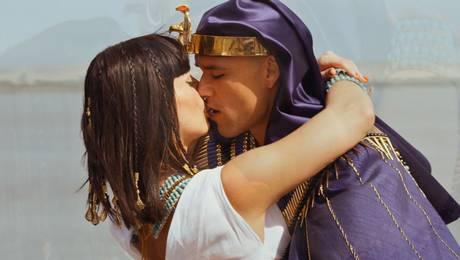 ¡Nefertari aceptó casarse con Ramsés!