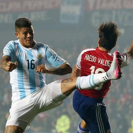 Argentina no tuvo piedad