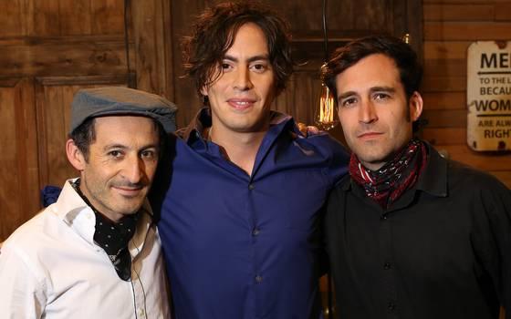 La cueca se vive con Lucho Castillo y Nicolás Poblete
