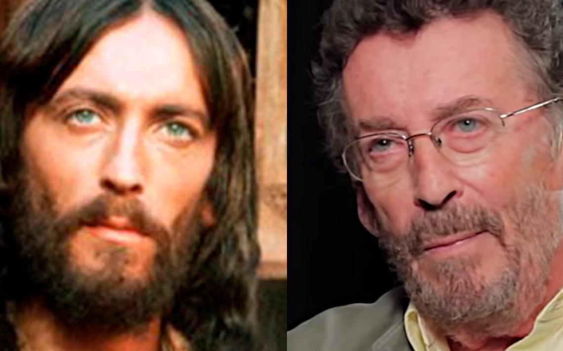 """La difícil historia de Robert Powell, el actor que protagonizó """"Jesús de  Nazareth"""" -"""