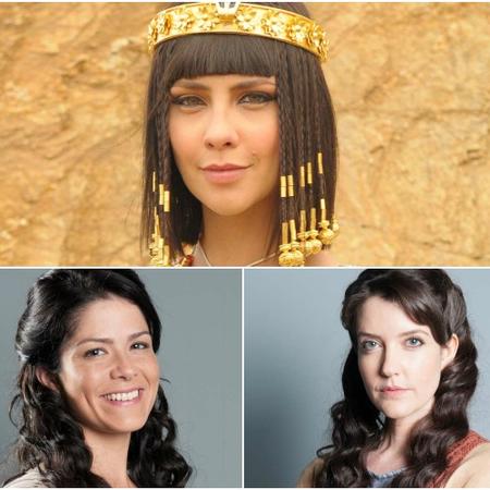 Ellas son las chicas que cautivan en Moisés