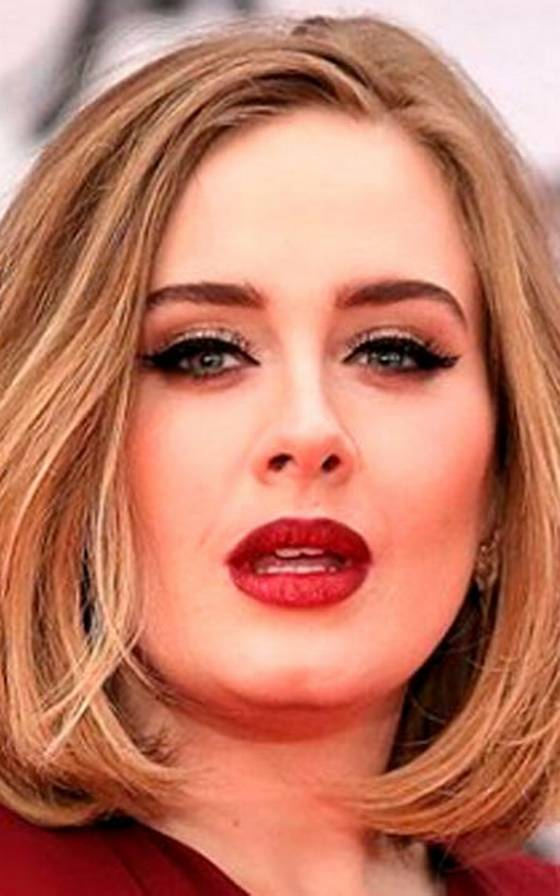 Adele se une a Cameron Diaz y Jennifer Lawrence en Marcha de la Mujer