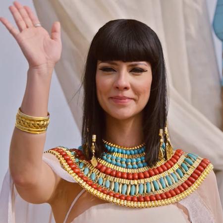 El triste adiós de Nefertari
