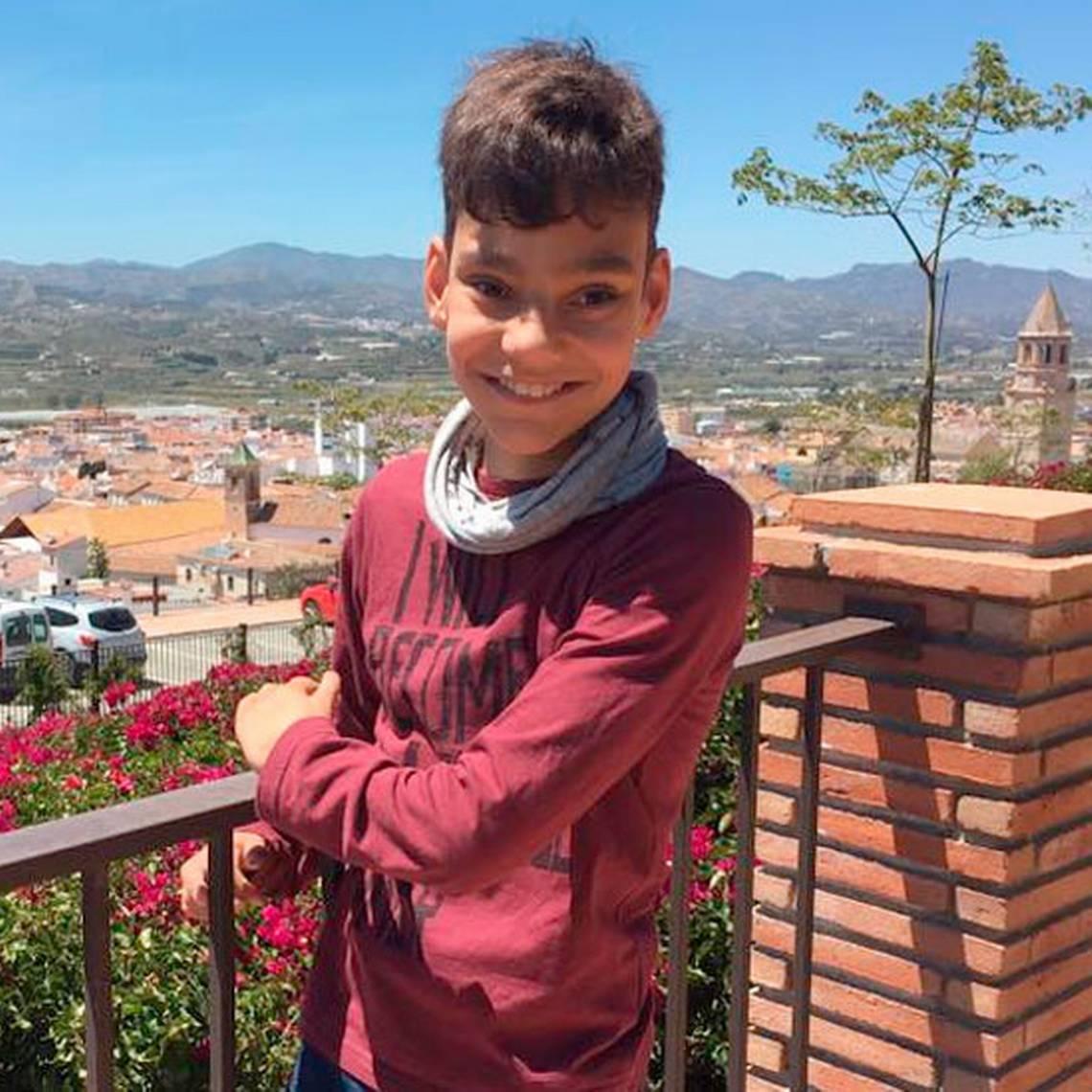 Adrián Martín volvió al hospital y lucha por su recuperación