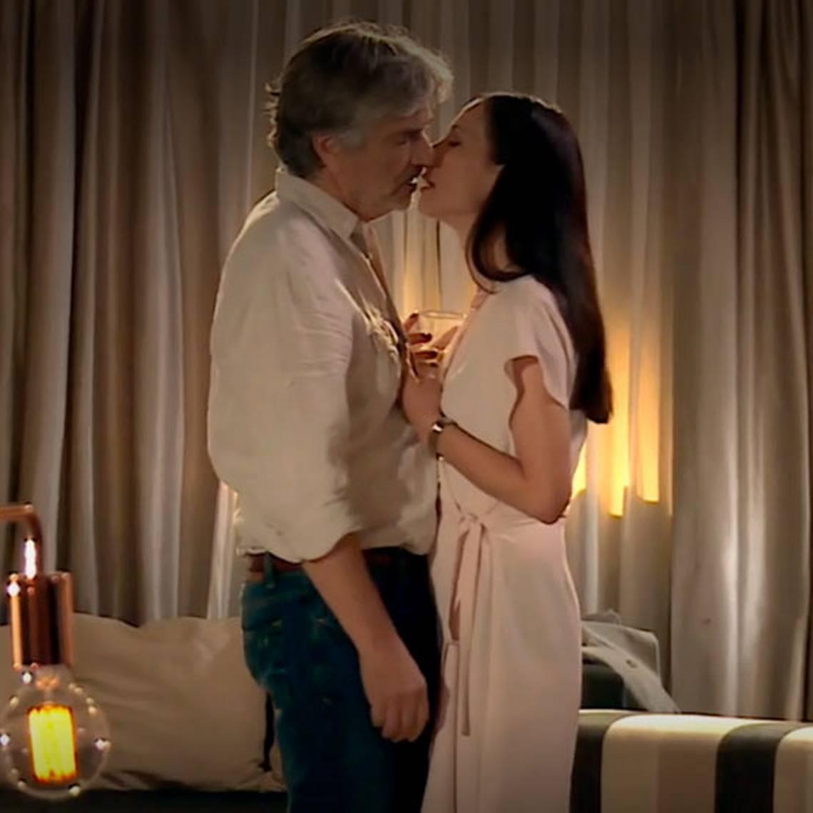 Así fue la apasionada noche de Agustina y Manuel