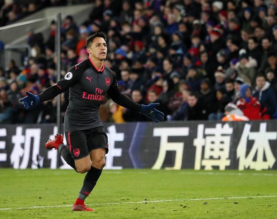 Traspaso de Alexis al United depende ahora de Henrikh Mkhitaryan