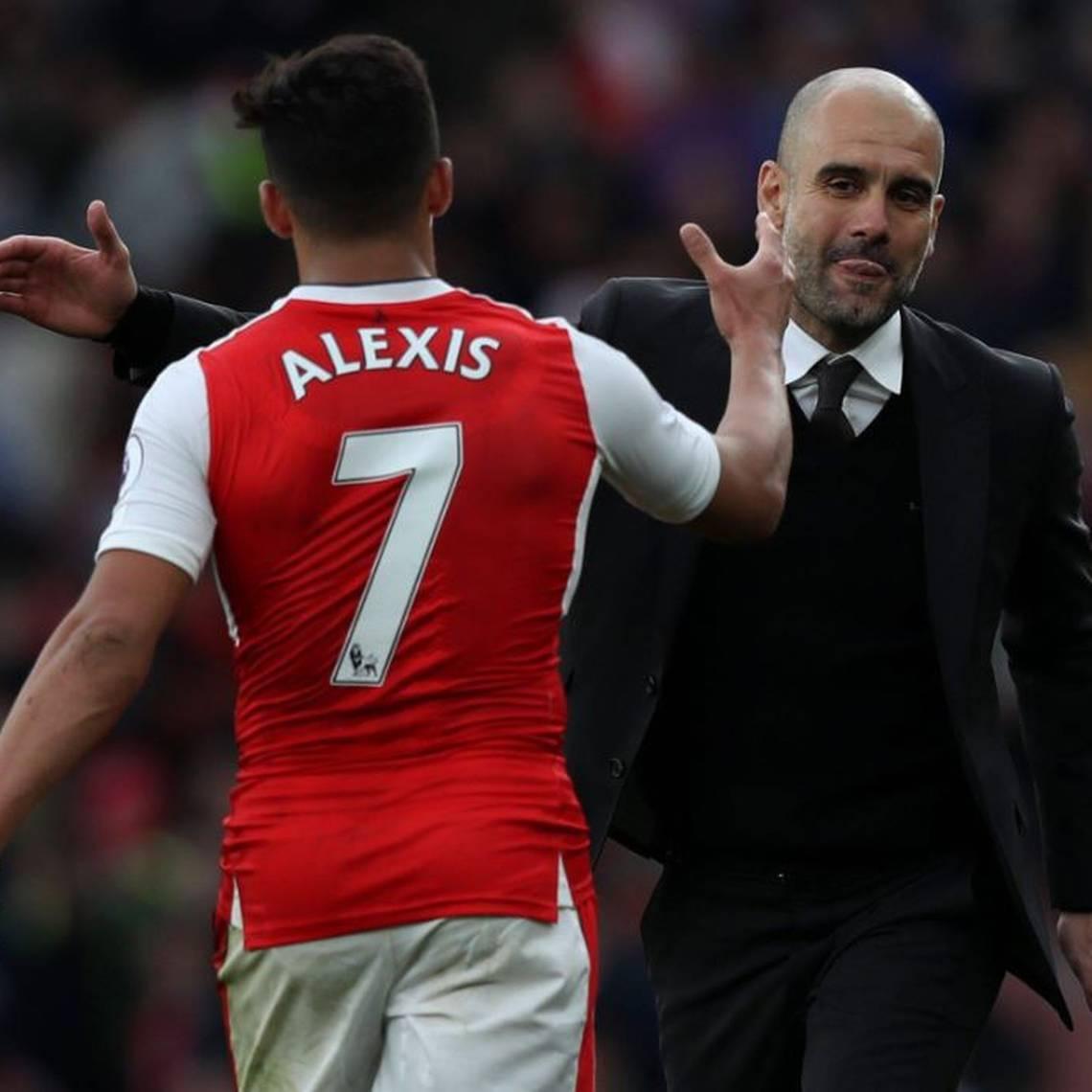 Medios ingleses aseguran que Alexis Sánchez es el nuevo jugador del City