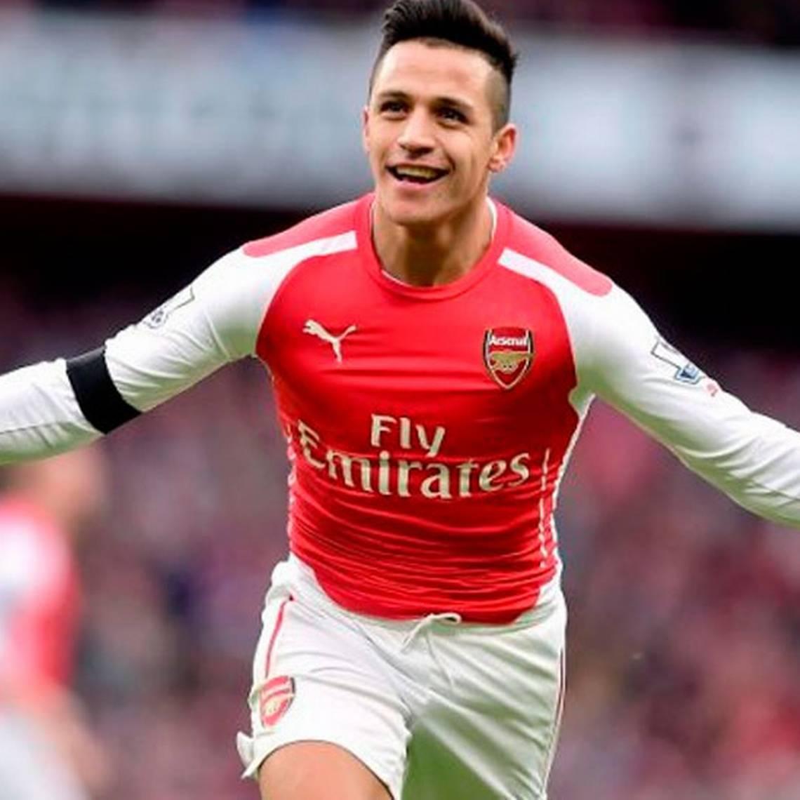 Arsenal destaca los mejores momentos de Alexis Sánchez
