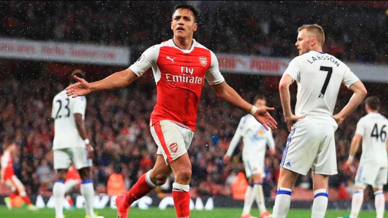 Históricos le dan la venia a Alexis: Los hinchan lo adorarán