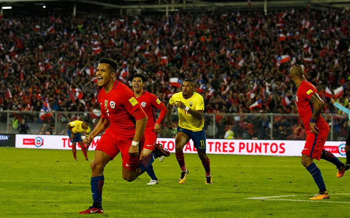 FOTOS: Así fue el ansiado triunfo de La Roja ante Ecuador