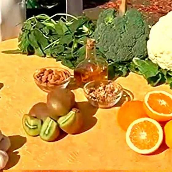 Alimentos que limpian el hígado