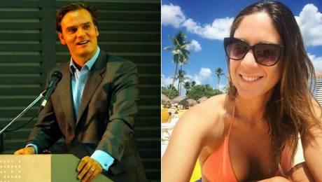Nuevo romance: Amaro encontró el amor con Maria José Terré