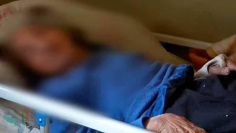 Vecinos piden ayuda para anciana que vive en precarias condiciones