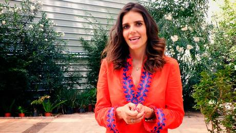 María Luisa entrega detalles de su vestuario para Talca 2017