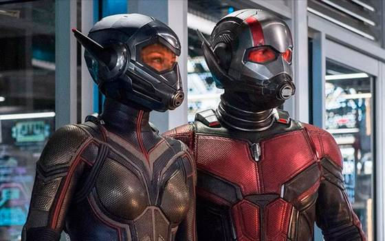 "Marvel lanza trailer de ""Ant-man and the Wasp\"""