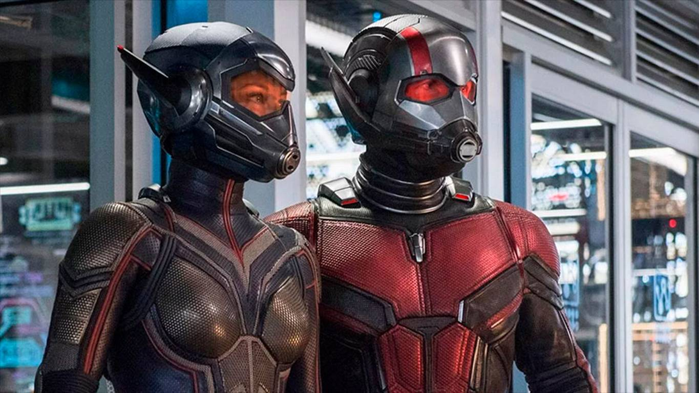 "Marvel lanza trailer de ""Ant-man and the Wasp"""
