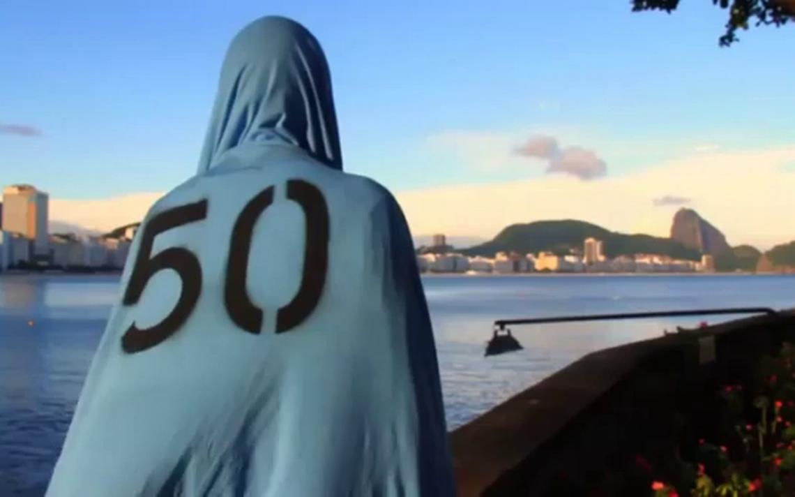 "Brasileños se burlan del ""Fantasma del 50"""