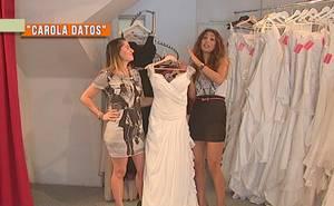 Vestidos de novia a precio de outlet