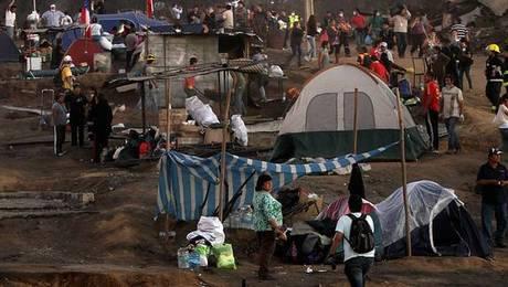Gobierno: 2.900 casas destruidas y más de 12.500 damnificados