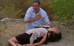 Victoria muere en manos de Bulnes