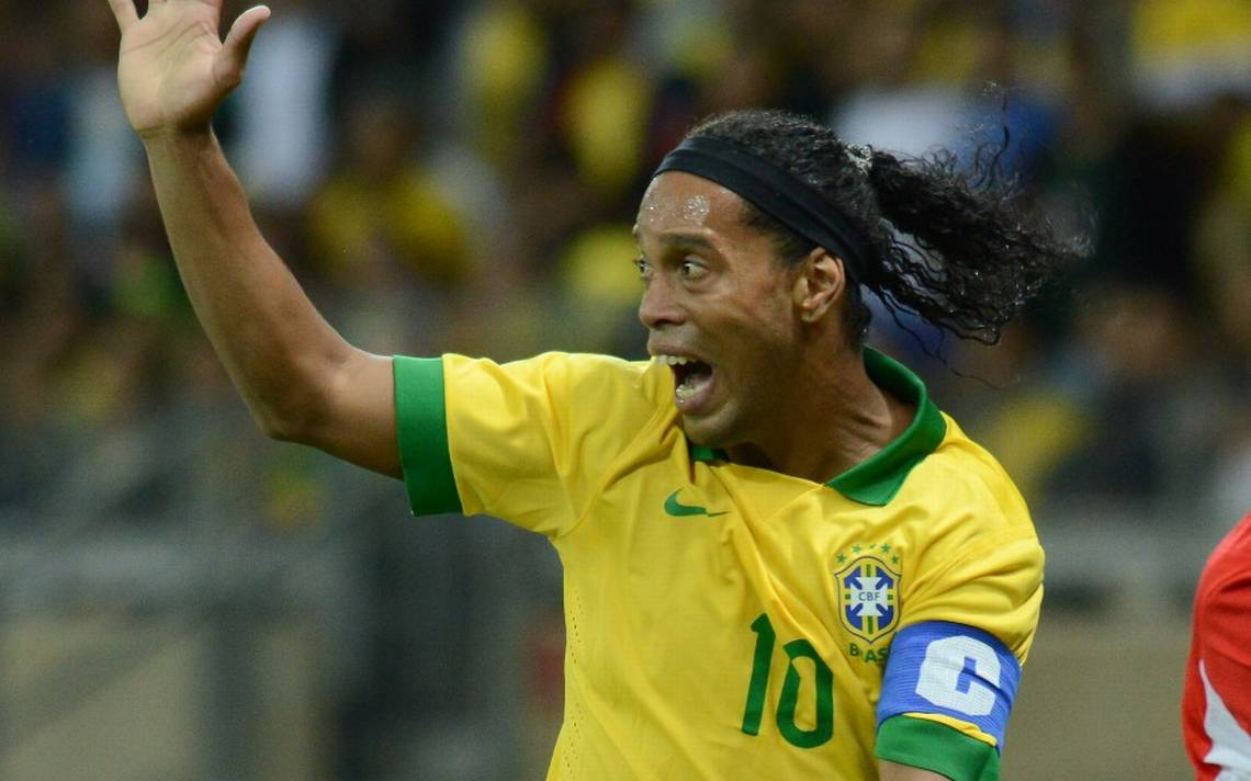 Mundial: Brasil publica lista dejando fuera a Kaká y Ronaldinho