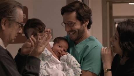 Ramón y Laura son padres