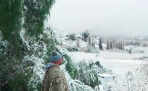 Nevazón en Valle del Elqui y Monte Patria