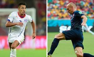 Chile y Holanda en cuenta regresiva