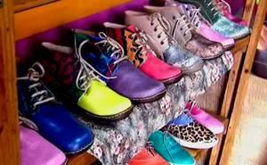 Locas por los zapatos