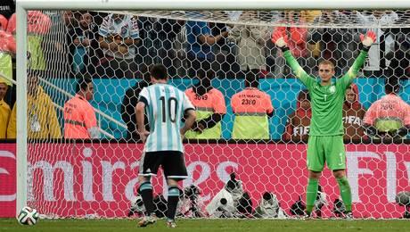 Messi y Müller con opción de ser el goleador de Brasil 2014