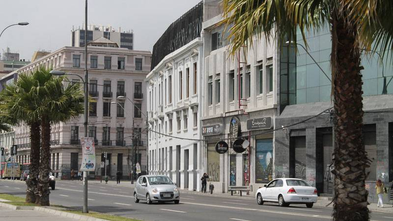 La Ruta Literaria de Valparaíso
