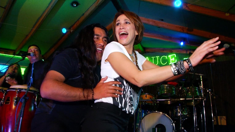 """Alejandra Fosalba y el """"Gusanito"""" de Calle Larga"""