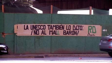 La disputa por el mall en Valparaíso