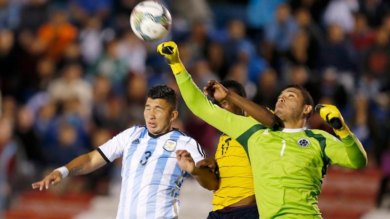 Este domingo 18:45 horas:<br> ARGENTINA vs BRASIL