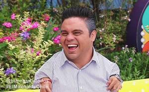 Oscarito debutó en el Buenos Días a Todos