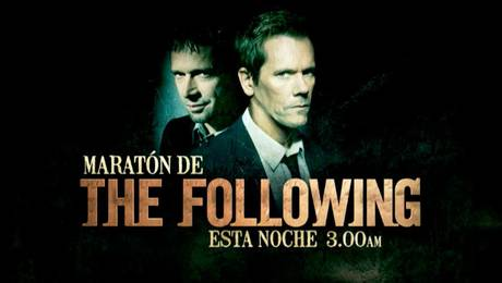 Maratón de The Following en TVN