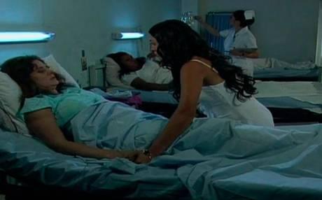 La madre de Estrella sufre un accidente
