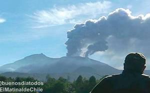 Alerta por nuevo pulso eruptivo del Calbuco