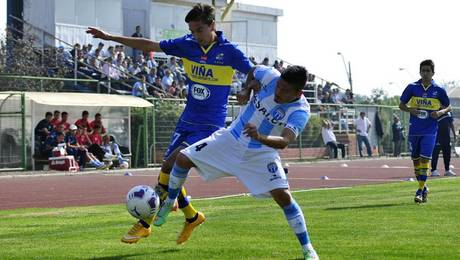 Magallanes 0-1 Everton
