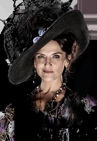 Antonia Zegers es Asunción Mackenna Lyon