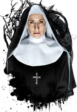 Amparo Noguera es Sor Juana