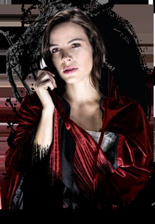 Luciana Echeverría es Carmen Marín