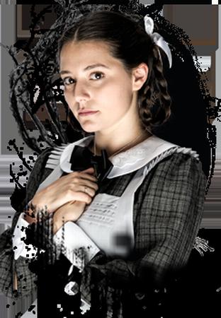 Magdalena Müller es Adela Soto