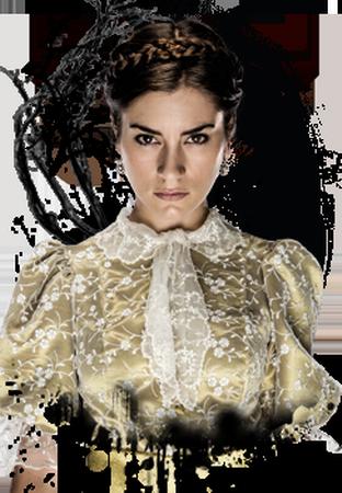 Alicia Rodríguez es Vitalia Mackenna
